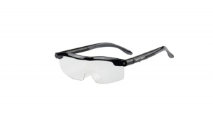 Ochelari cu lupa si LED Mighty Sight, marire 160%, reincarcabili, unisex