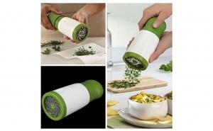 Aparat de taiat sau maruntit verdeata si ceaiuri Herb Grinder