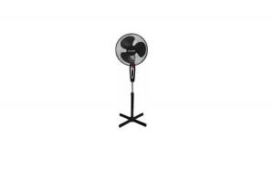 Ventilator cu picior Hausberg, HB-5100, functie oscilatie, culoare negru