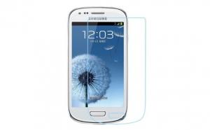 Folie sticla securizata Samsung Galaxy S3 Mini, transparenta