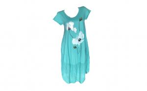 Reducere rochie de vara verde