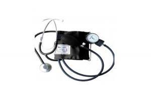 Tensiometru manual + Stetoscop.