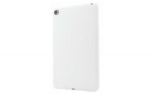 Husa de protectie Vetter, Grid series, pentru iPad Mini 4, Alb