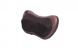 Dispozitiv pentru masaj cu magneti, functie de incalzire pe baza de infrarosu, se poate folosi la priza auto, Multicolor