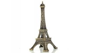 Macheta birou din metal Turn Eiffel, de 26 cm la 69 RON in loc de 138 RON