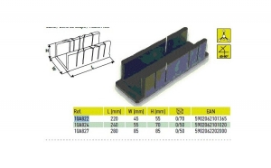 Imbinare inclinata lemn 220x45x55