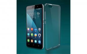 Husa slim silicon Huawei Honor 4X,Transparenta