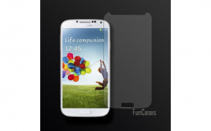 Folie sticla securizata Samsung Galaxy S5 Mini Transparenta