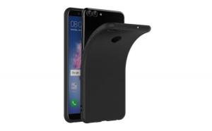 Husa Matt Samsung A6 Plus 2018 Negru