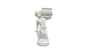 Statueta Ghiveci cu