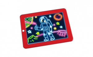 Tableta desen Magic Pad - 8 efecte luminoase