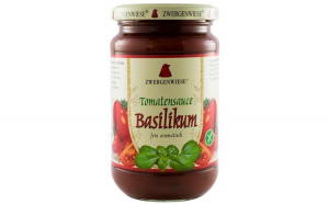 Sos BIO de rosii Basilikum - 340 g