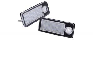 Set Lampi LED numar  Audi A6 / S6 B4 C5