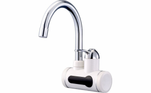 Robinet electric instant pentru incalzirea apei de la chiuveta