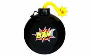 Bomba jucarie pentru copii cu apa