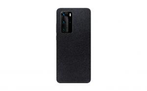 Skin Huawei P40 black Super TOUCH