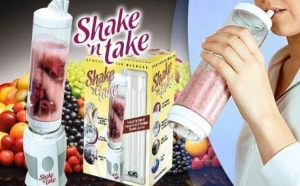 Cana blender Shake 'n Take la doar 85 RON