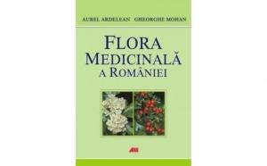 Flora medicinala a Romaniei, autor Gheorghe Mohan