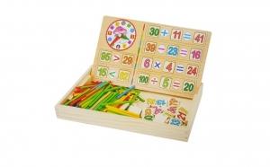 Joc matematic Montessori, cifre 1-100