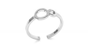 Inel Reglabil Argint 925 Infinity