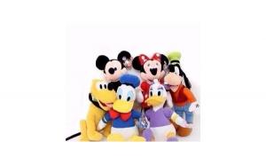 Set 6 jucarii din plus Disney - 25 cm