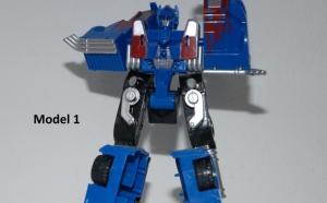 Robotii Transformers, Campanie Mos Nicolae