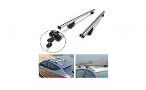 Kit / set bare portbagaj cu cheie BMW X3 E83 2003-2010 - ALUMINIU