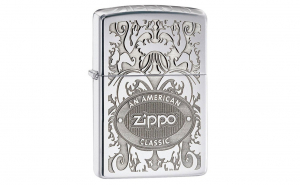 Zippo Crown Stamp