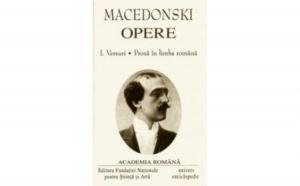 Alexandru Macedonsky Opere vol I-II, autor Alexandru Macedonsky