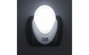 Lumina de veghe LED cu intrerupator-