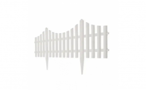 Set 4 bucati gardulet decorativ din plastic