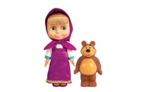 Papusa Masha si Ursuletul, Totul pentru copilul tau, Fetite