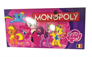 Jocul de societate Monopoly - My Little Poney - in limba romana
