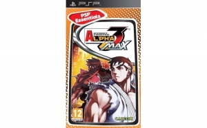 Street Fighter Alpha Max 3 PSP