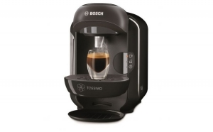Espressor Bosch Tassimo Vivy TAS 1252, 1300 W, 3.3 bar, 0.7 l, Capsule  219 RON redus de la 399 RON