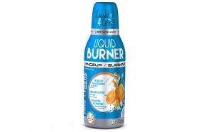 Cura de Slabire Liquid Burner, energie naturala, formula 30 de zile 0.5 l