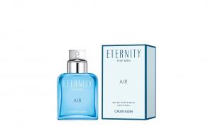 Apa de Toaleta Calvin Klein Eternity Air, Barbati, 100 ml