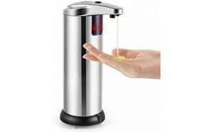 Dozator metalic automat cu senzor