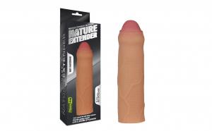 Prelungitor penis Silicone Nature Extender