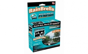 Tratament auto anti-ploaie pentru geamuri