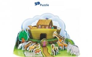 Puzzle 3D Black Friday Romania 2017