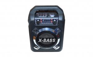 Difuzor portabil multifunctional  X-BASS, XB-621 + microfon