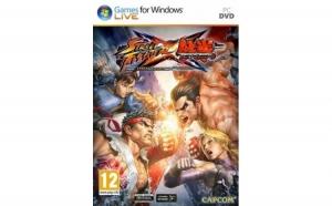 Street Fighter X