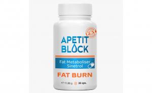 Apetit Block Fat Burn - capsule