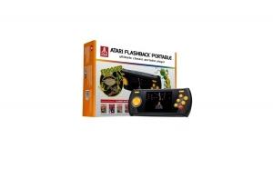 Atari Flashback 7 Classic Game Console (frogger Edit