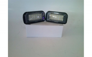 Lampa LED numar 7206 compatibila pe Mercedes