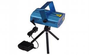 Mini Proiector Laser, jocuri de lumini, senzor de sunet, trepied inclus