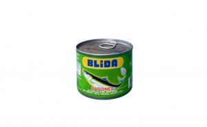 Sardine in ulei vegetal 200gr Blida