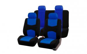 Huse scaune auto VW Passat B 5.5 Albastru