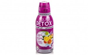 Liquid Detox  - Detoxifiere naturala, pentru greutate ideala, colon iritabil si constipatie 0.5 l
